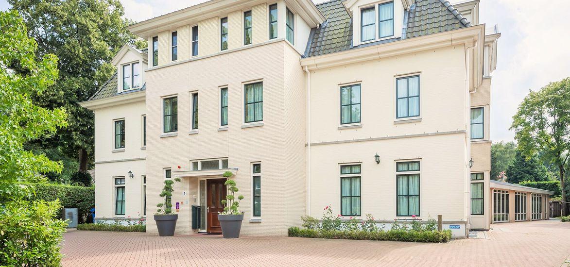 Vooraanzicht Villa Marijke Elisabeth