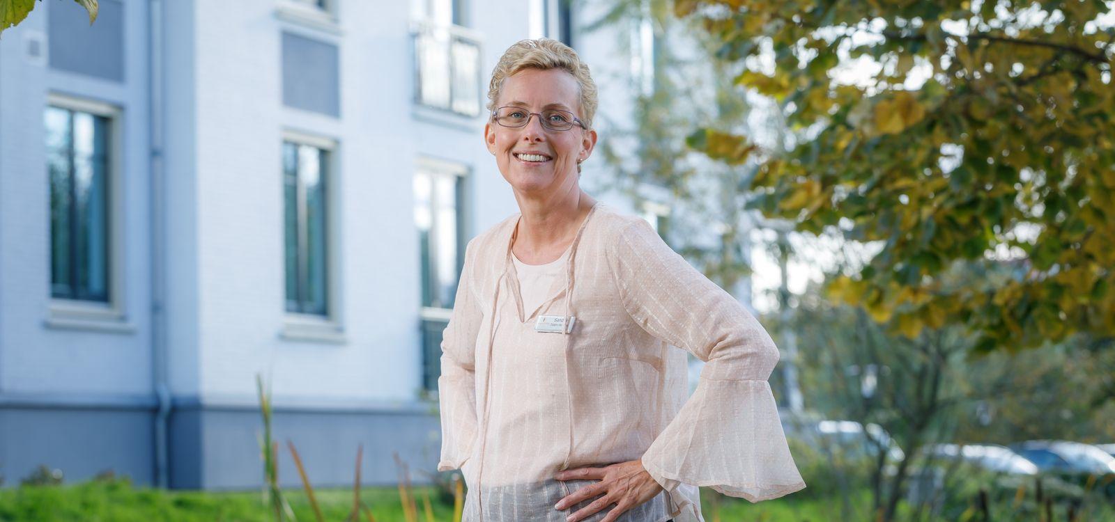 Zorggroep De Laren Sandra van Katwijk